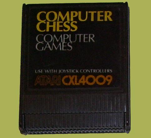 Atari 400/800/800XL/1200XL Computer Chess (1979)