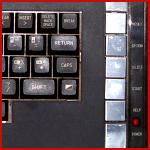 The Atari 800XL Home Computer (1982) Function Keys