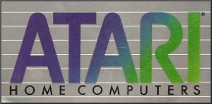 """Atari Home Computers"" logo taken from Owners Guide"