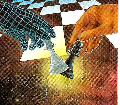 """MASTERCHESS"" Picture taken from Cassette cover (front)"