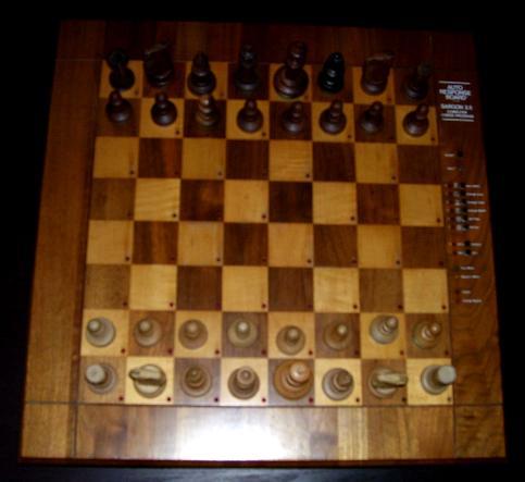 ARB (Auto Response Board) Sargon 2.5 (1980) Electronic Chess Computer