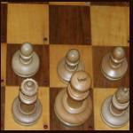 ARB (Auto Response Board) Sargon 2.5 (1980) Magnetic Wooden Chess Pieces
