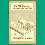 Chafitz Boris Diplomat (1979) Brown Version User Manual