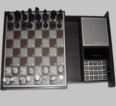 Chafitz Morphy Encore Edition (1981) Electronic Chess Computer