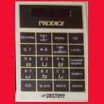 Chafitz Destiny Prodigy (1981) Display & Controls