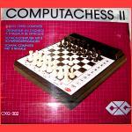 CXG Computachess II (1982) Box