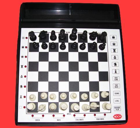 CXG Computachess II (1982) Electronic Chess Computer