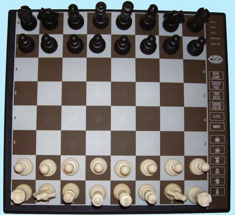 CXG Computachess III (1985) Electronic Chess Computer