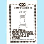 CXG Computachess III (1985) User Manual