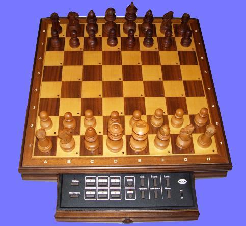 CXG Chess 3000 (1986) Electronic Chess Computer