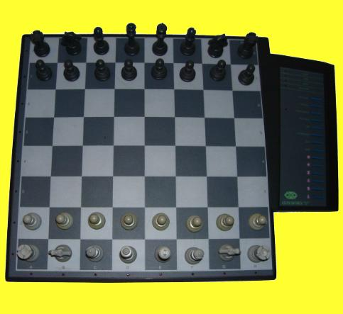 CXG Enterprise S (1985) Electronic Chess Computer
