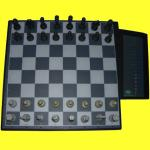 CXG Model 208 Enterprise S (1985) Electronic Chess Computer