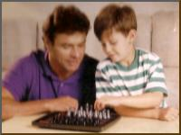 Excalibur produces chess computers and games for the enjoyment of kids and adults. Picture taken from a box.