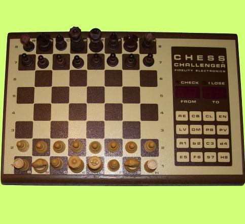 Fidelity Chess Challenger 7 (1979)