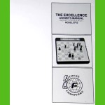 Fidelity Model EP12 Excellence (1985) User Manual