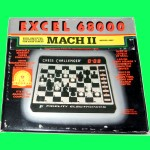 Fidelity Model 6097 Excel 68000 Mach II C+ LA Version (1988) Box