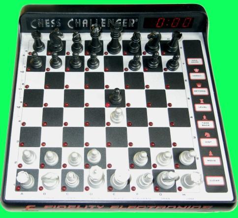 Fidelity Model 6097 Excel 68000 Mach II C+ LA Version (1988) Electronic Chess Computer