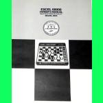 Fidelity Model 6097 Excel 68000 Mach II C+ LA Version (1988) User Manual