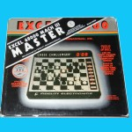 Fidelity Model 6098 Excel Mach III Master (1988) Box