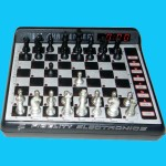 Fidelity Model 6098 Excel 68000 Mach III Master (1988) Electronic Chess Computer