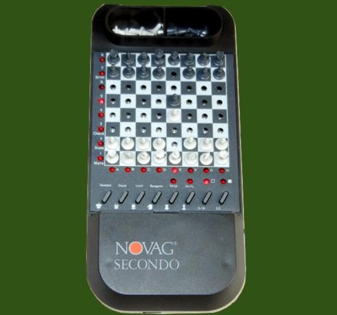 Novag Model 891 Secondo (1989) Electronic Chess Computer