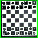 CXG Sphinx Seville (1992) Press Sensory Chess Board