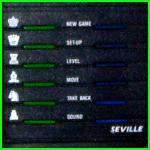 CXG Sphinx Seville (1992) Game Control Buttons