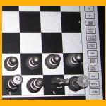 CXG Super Crown (1986) Game Control Buttons