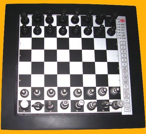 CXG Super Crown (1986) Electronic Chess Computer