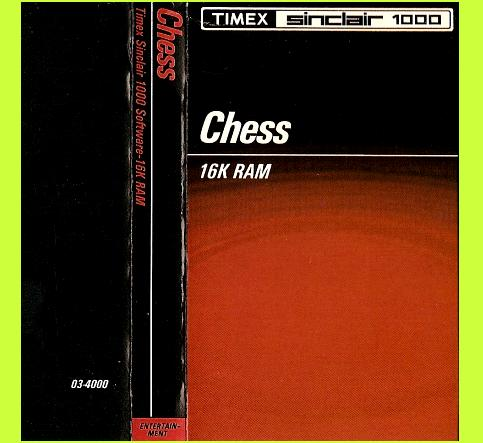 Timex 1000 Chess (1982)