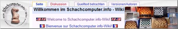 Schachcomputer.Info Wiki Site